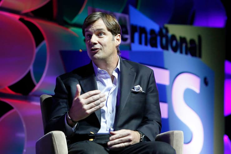 Premium: Jim Farley, Ford Motor Company at CES