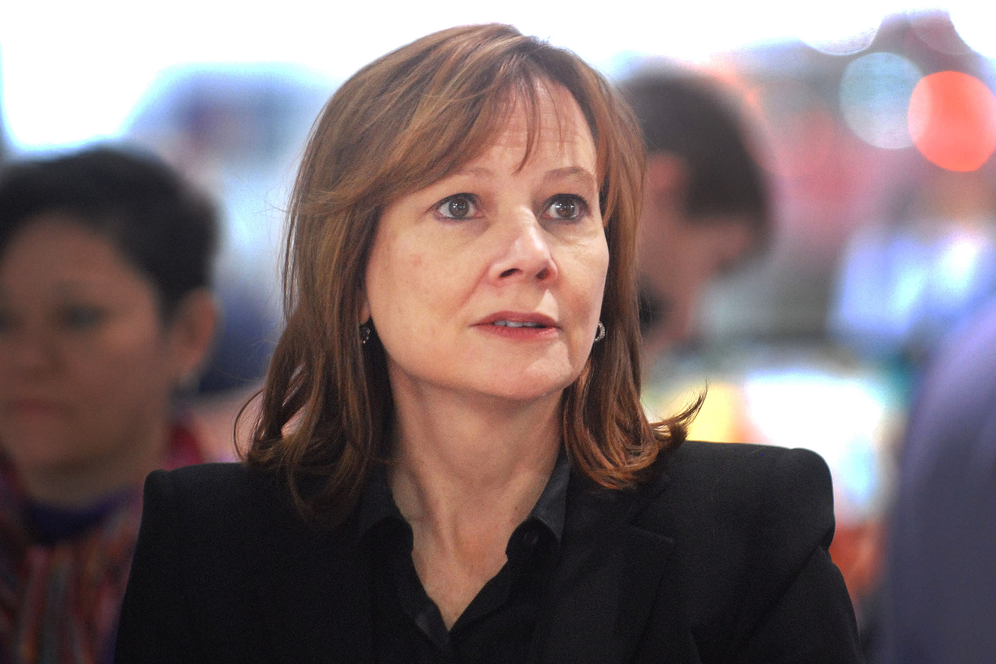 General Motors announces salary for CEO Mary Barra