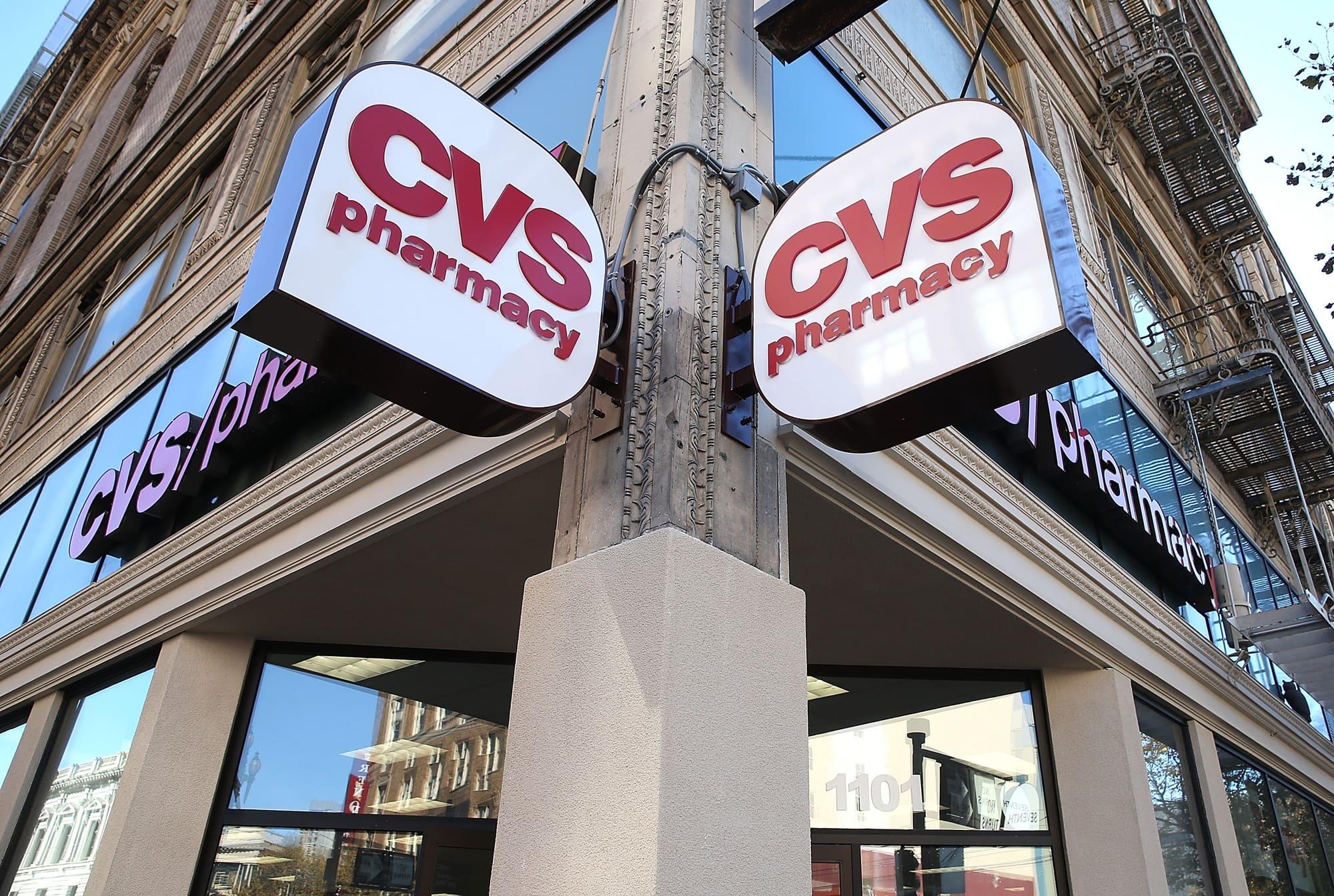 CVS talks to buy Aetna makes sense because of 'threats from