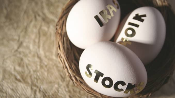 Premium: Retirement nest egg IRA, 401K and Stocks