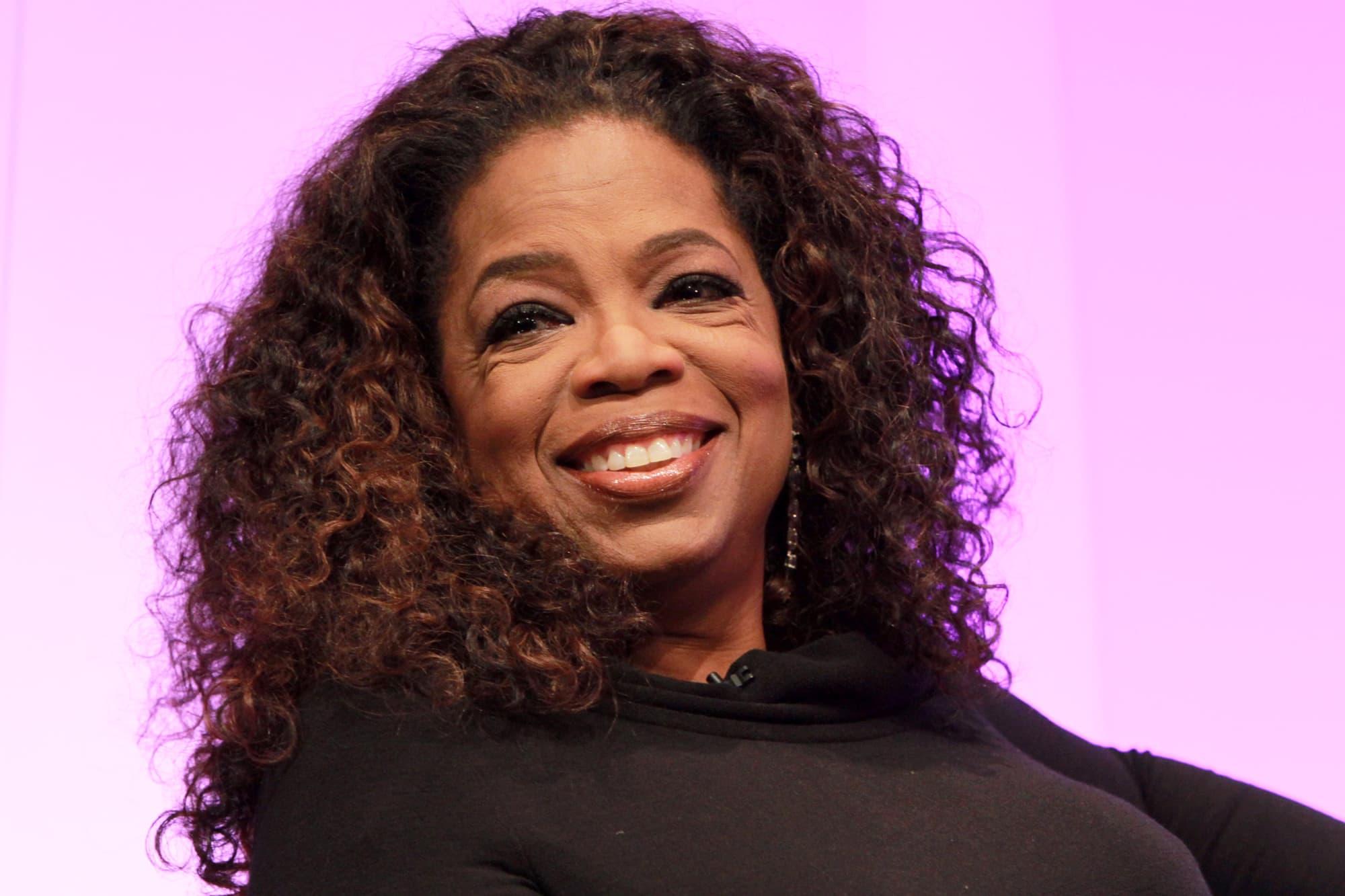 Oprah Winfrey Attributes Her Success To This Trait