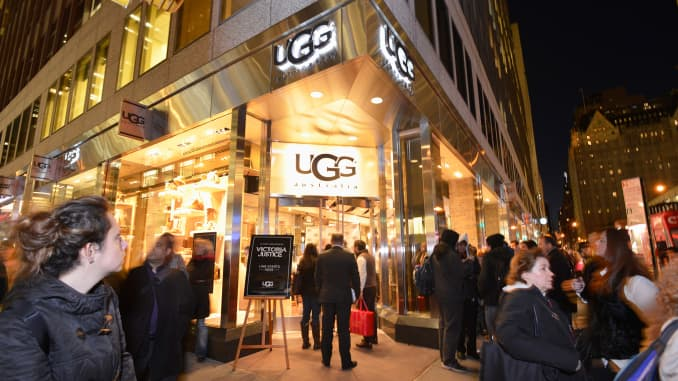 4ab796e87dd Ugg chief: How we've avoided becoming a fad brand