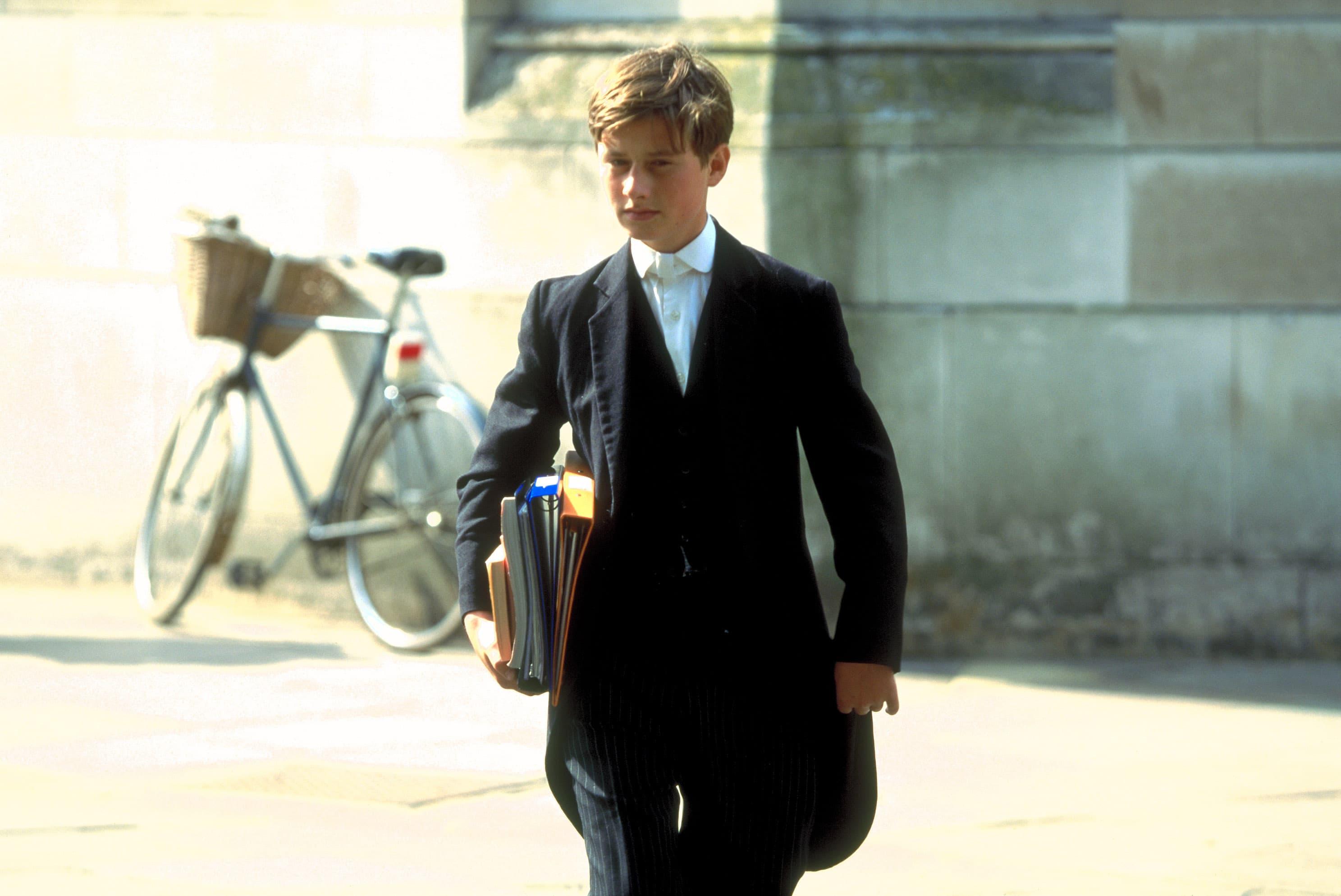 Schoolboy at Eton