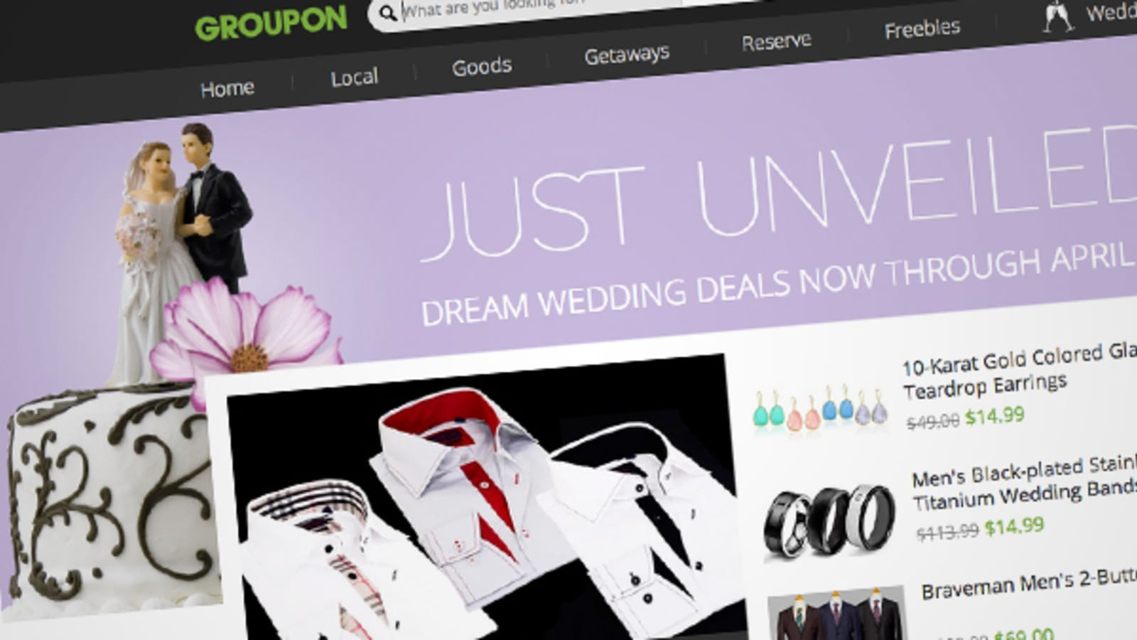Groupon Lets You Save 10k On Your Engagement Ring