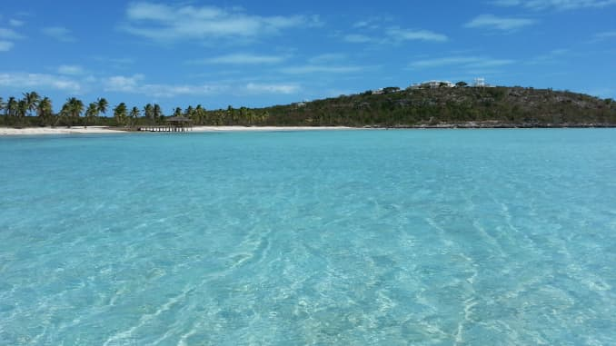 Spare $55 million? Consider buying this Bahamas island