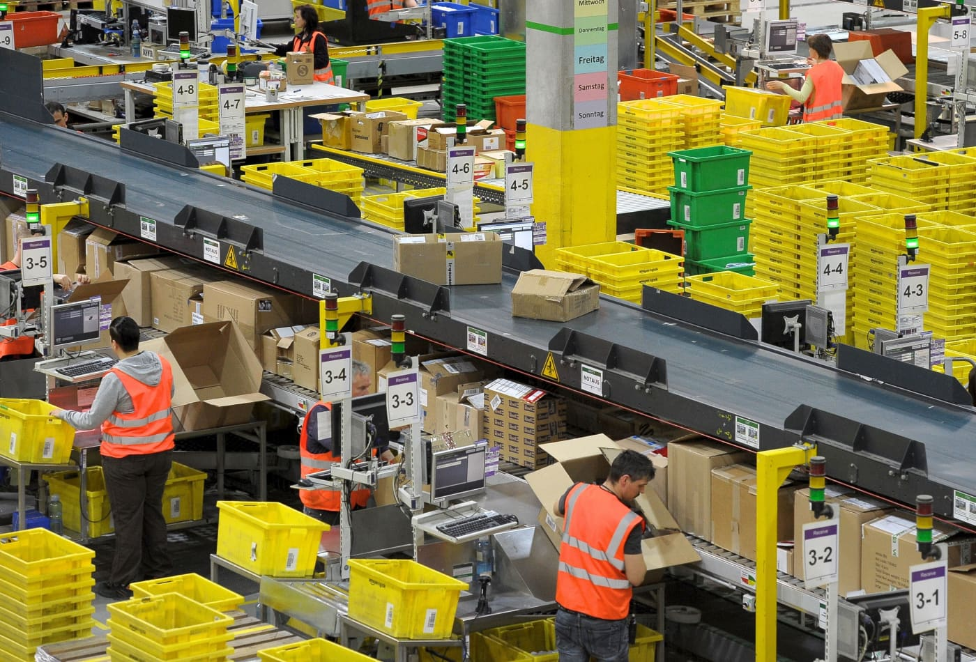 Amazon fires warehouse worker who led Staten Island strike for more coronavirus protection