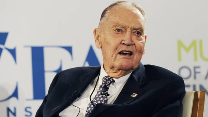 Jack Bogle: Follow these 4 investing rules—ignore the rest