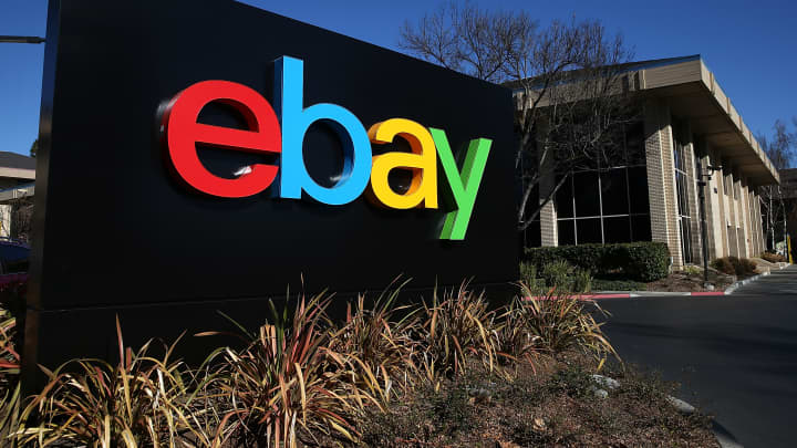 Ebay Backs Google Over Brussels Antitrust Inquiry