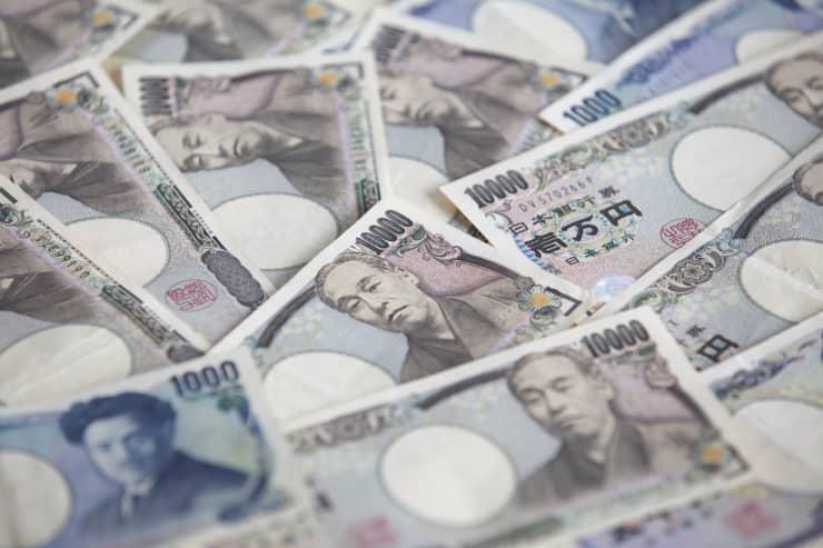 Reusable Japanese Yen 120514