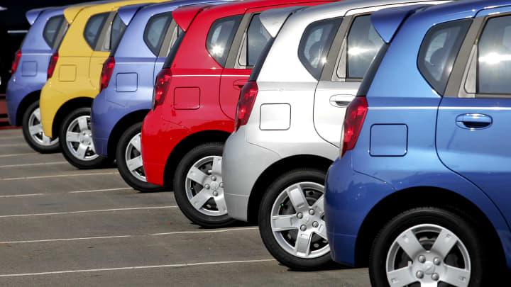 GM recalls 218,000 Aveo cars in US - NHTSA filing