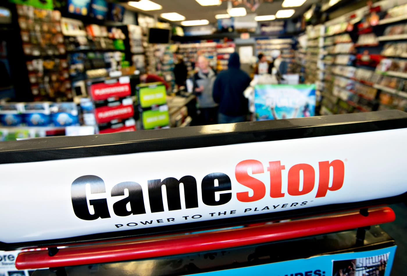 'This is volatility on steroids': Four market analysts on GameStop's monster move