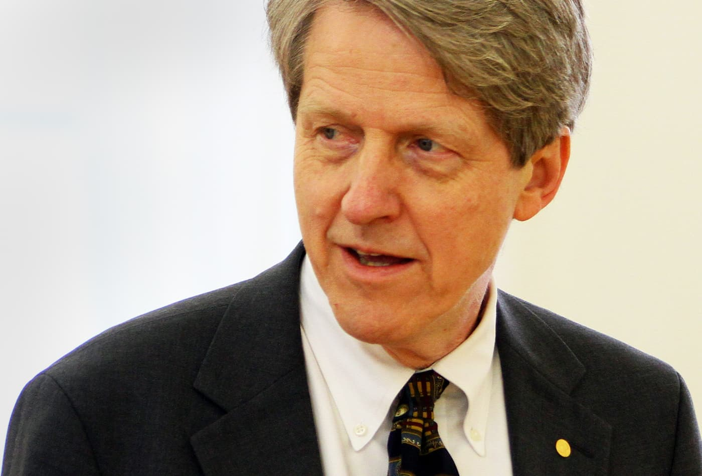 Nobel-winning economist Robert Shiller says the nation's jobs picture is not as bright as it seems