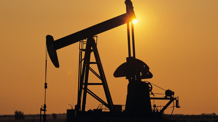 Oil Prices Reach a Record Low