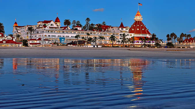 Blackstone S Hotel Del Coronado