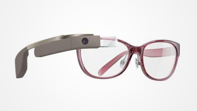 Google bermitra dengan Diane Von Furstenberg untuk menawarkan DVF Google Glass yang modis.