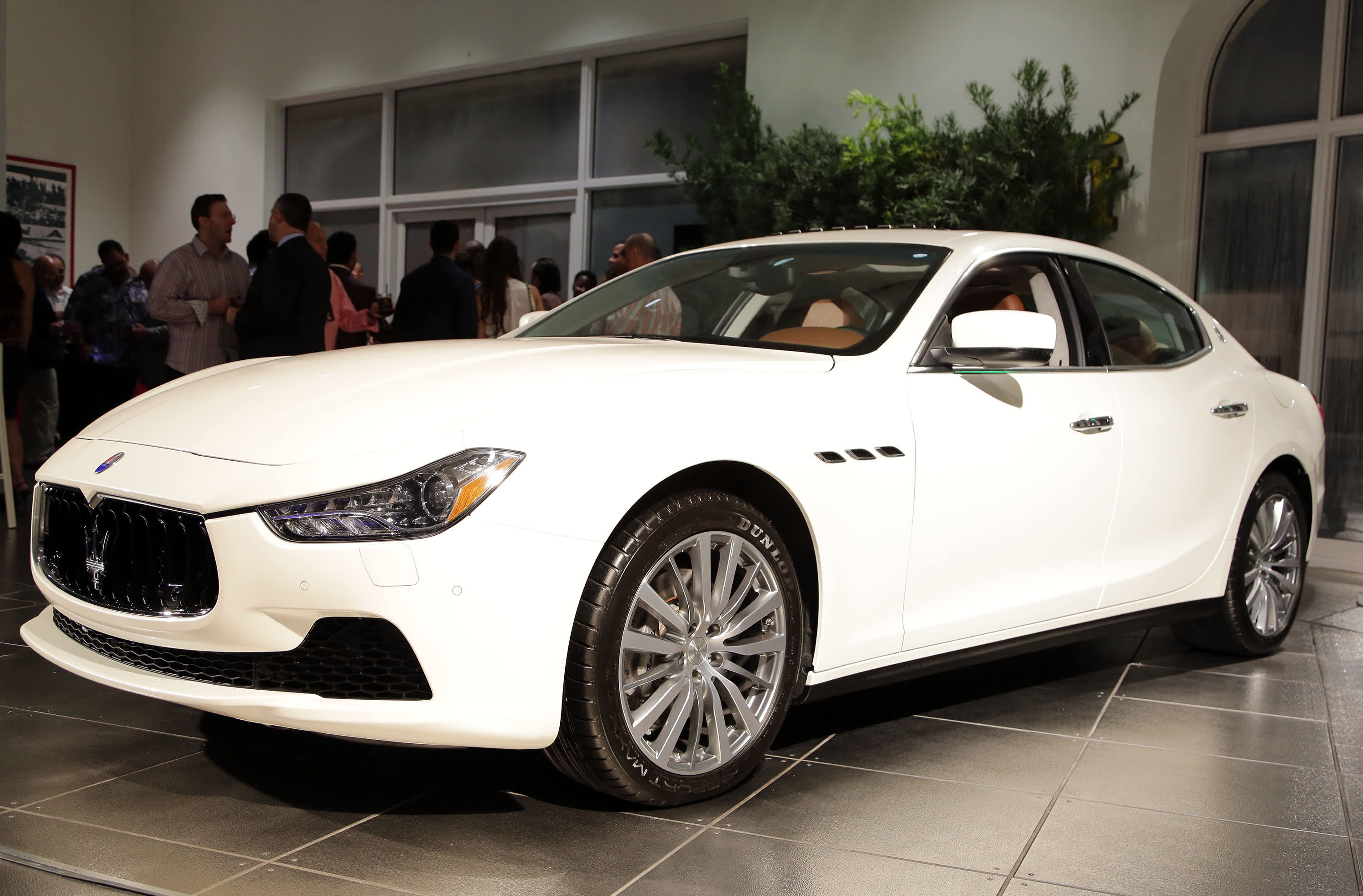 Fiat Launches Lower Cost Maserati At 68 000