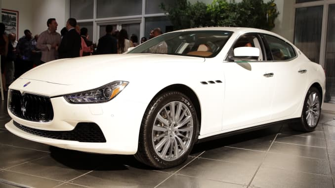 How Much Are Maseratis >> Fiat Launches Lower Cost Maserati At 68 000