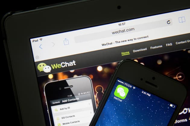 China tightens censorship on mobile messaging apps