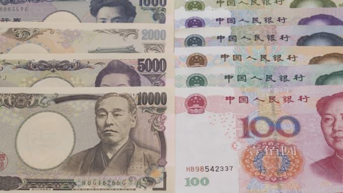 Reusable yen yuan 090614