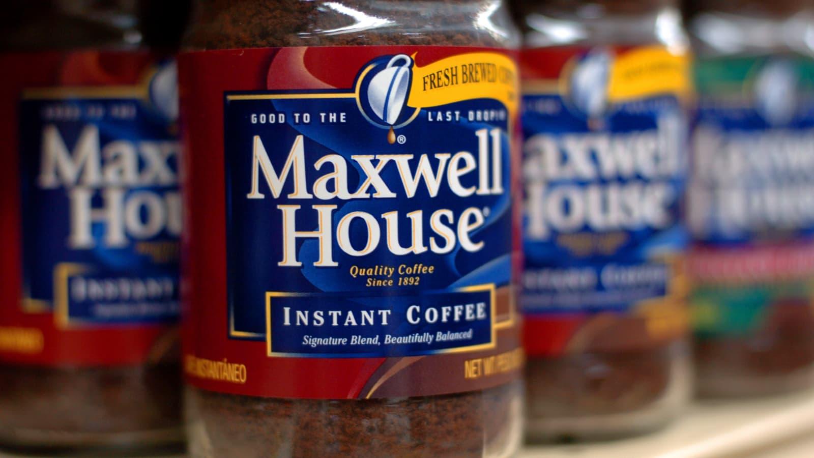 Kraft Heinz reviews options for Maxwell