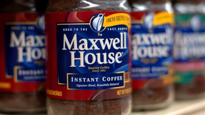 Kraft Heinz reviews options for Maxwell House coffee