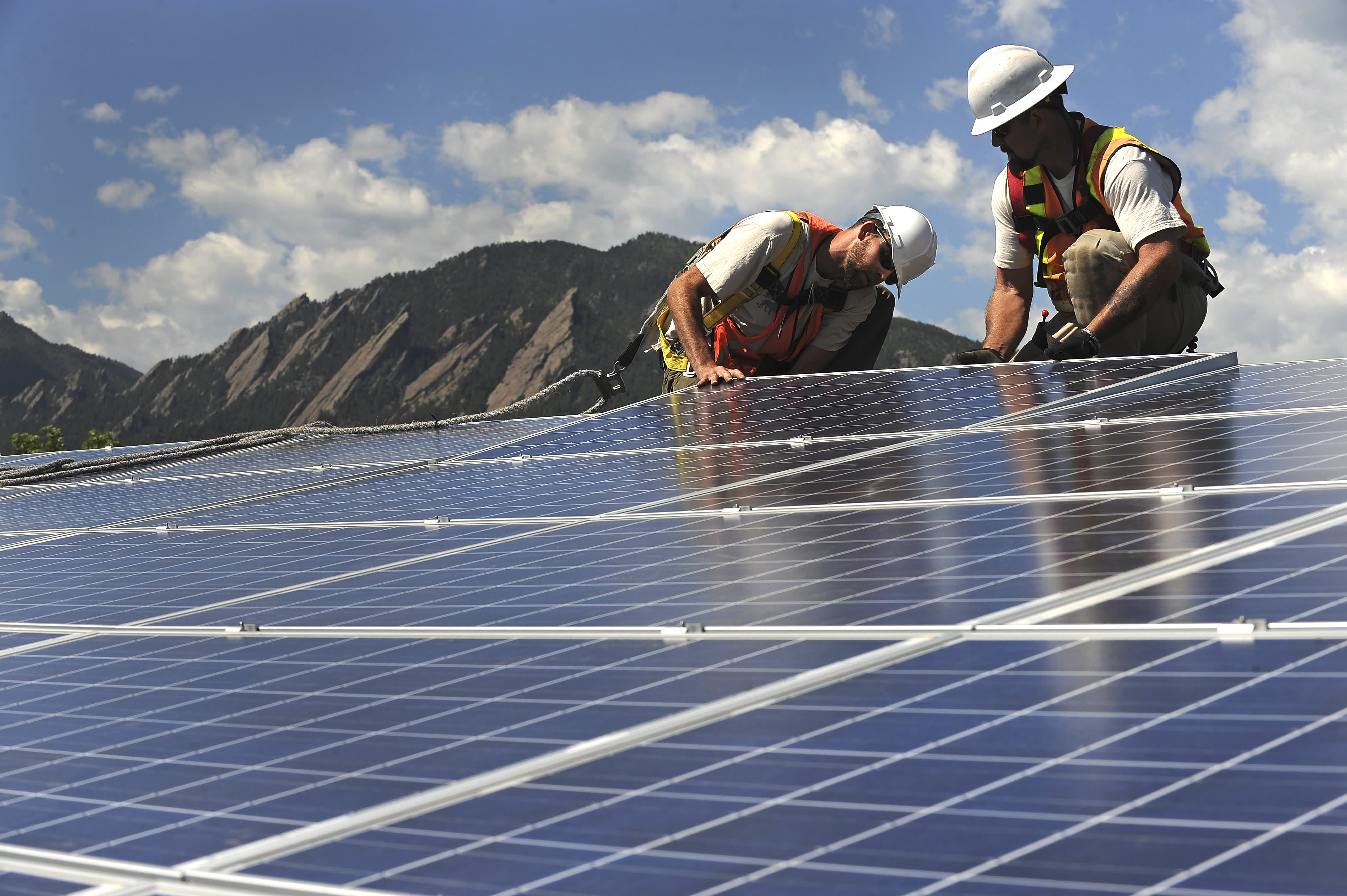 Trump's solar tariffs could slow down rapid renewable job growth