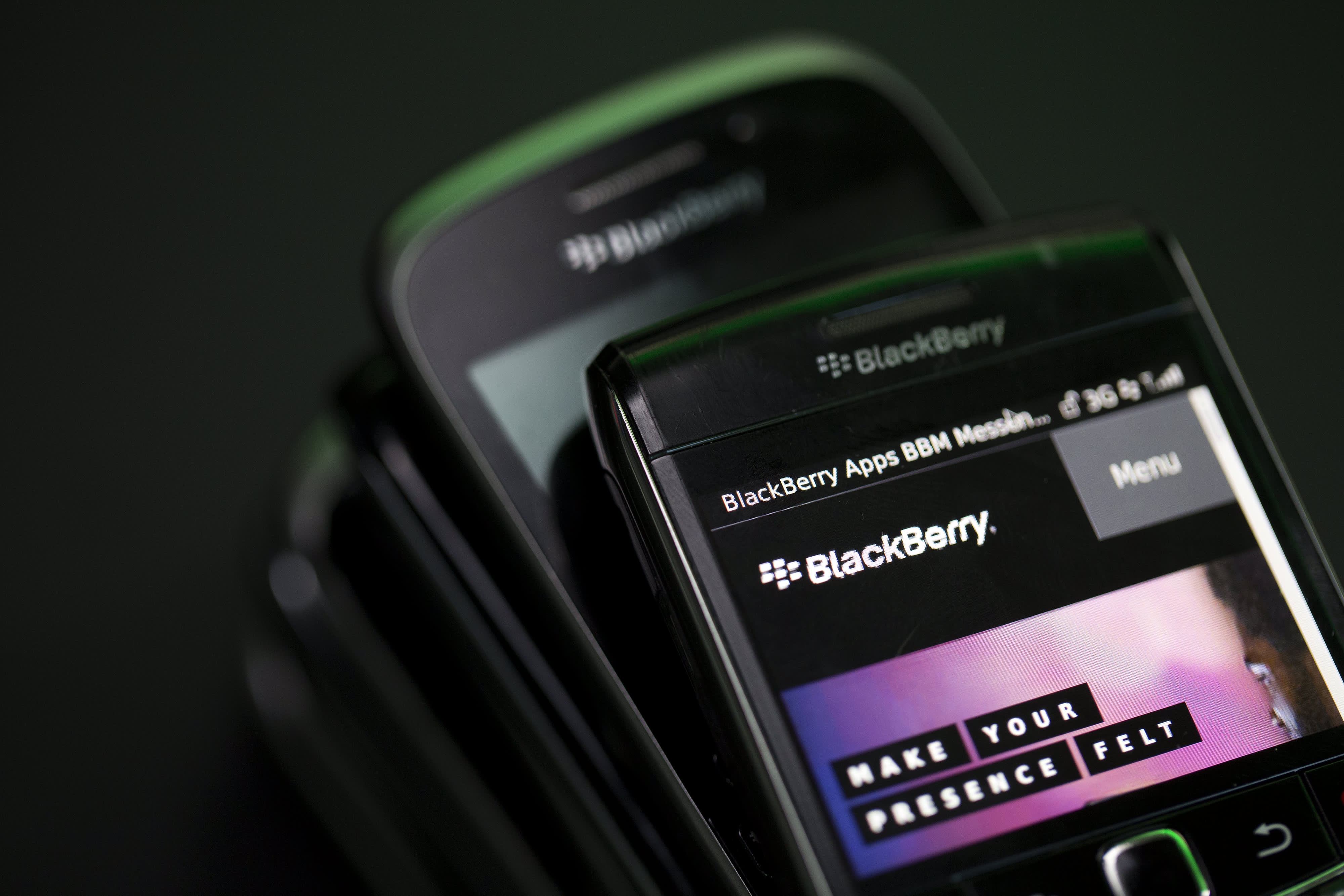 BlackBerry closes chapter on restructuring process