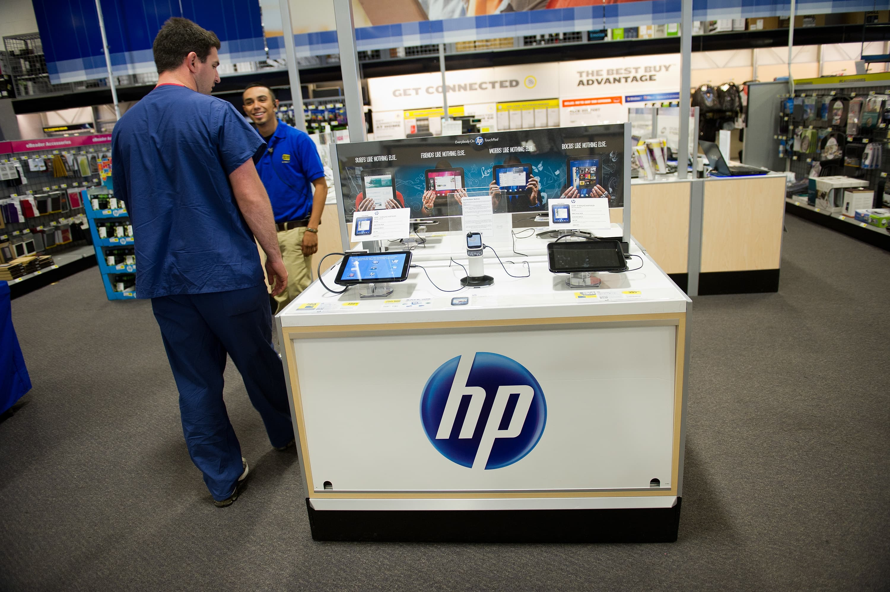 Hewlett-Packard to settle suits over Autonomy deal