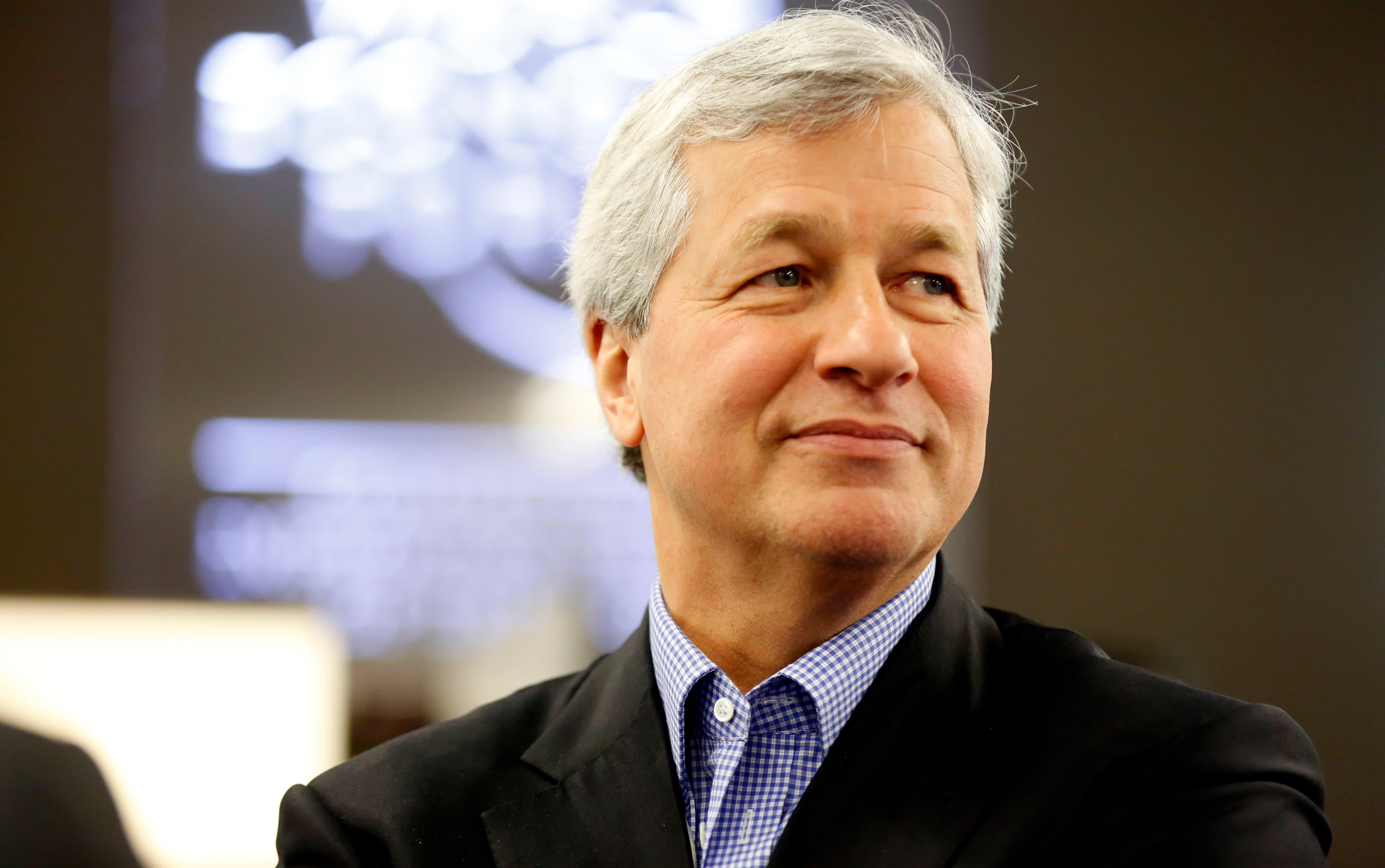 JPMorgan Chase beats profit estimates on strong trading, $5.2 billion release of loan-loss reserves - CNBC
