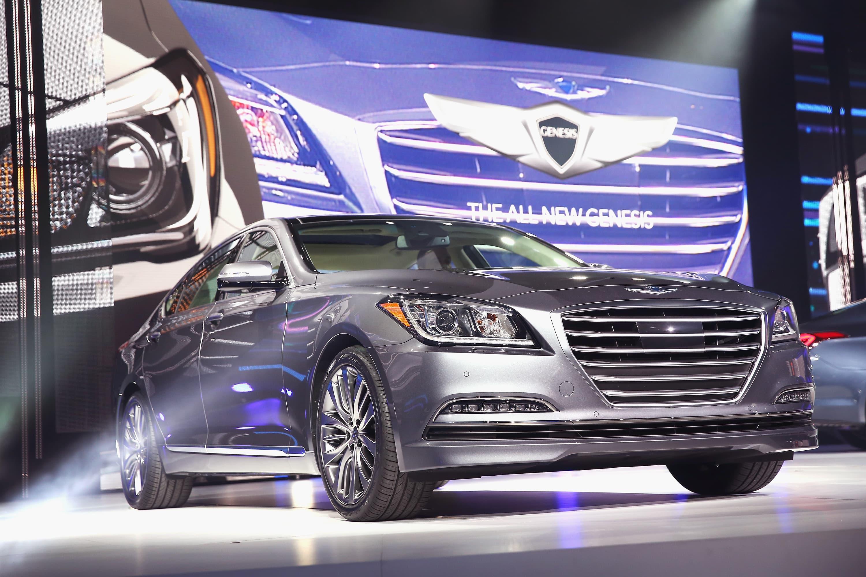 48bfb72e9b South Korea s Genesis tops auto ratings