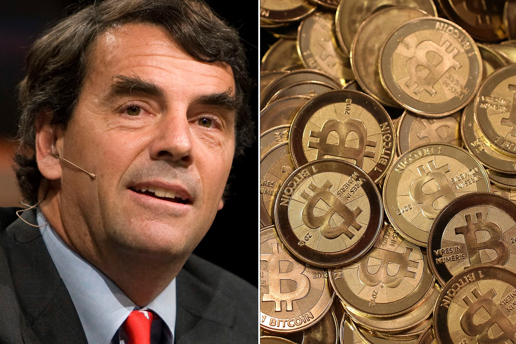 Billionaire bitcoin enthusiast Tim Draper is backing a new cryptocurrency for the first time