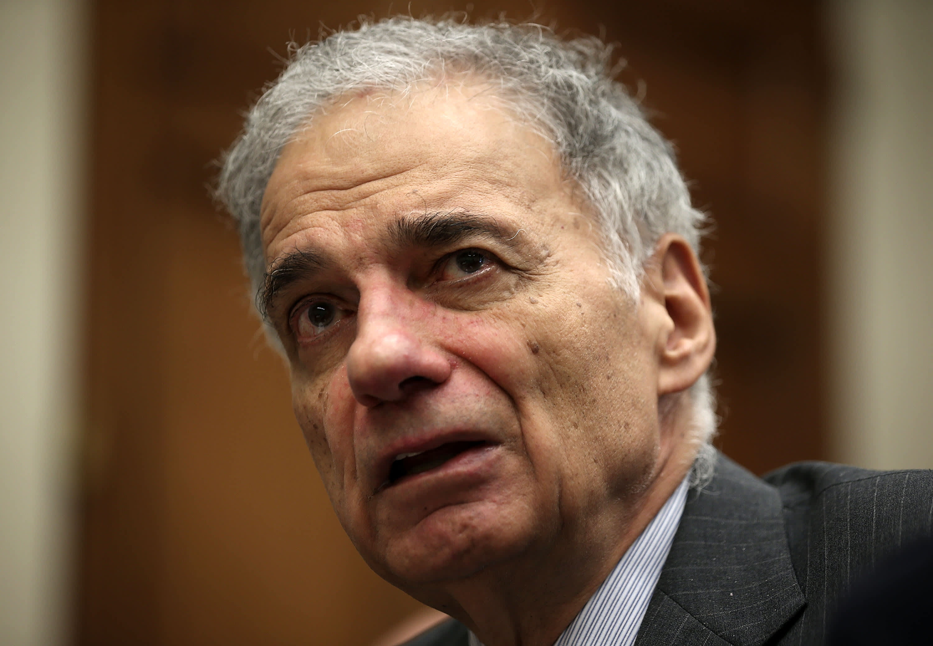 Ralph Nader, whose grandniece died in latest 737 Max crash, says the FAA is in Boeing's pocket