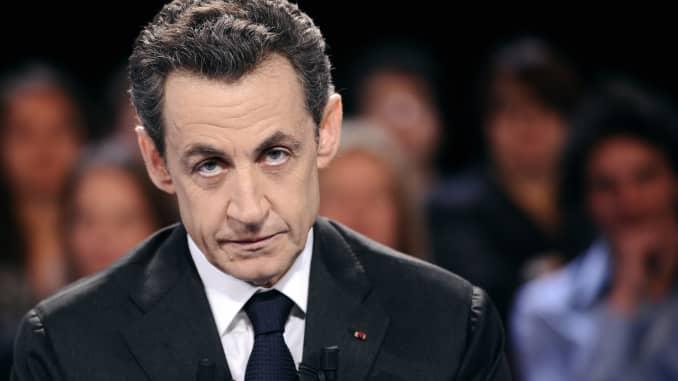 French Ex President Sarkozy In Custody In Campaign Funding Probe Source
