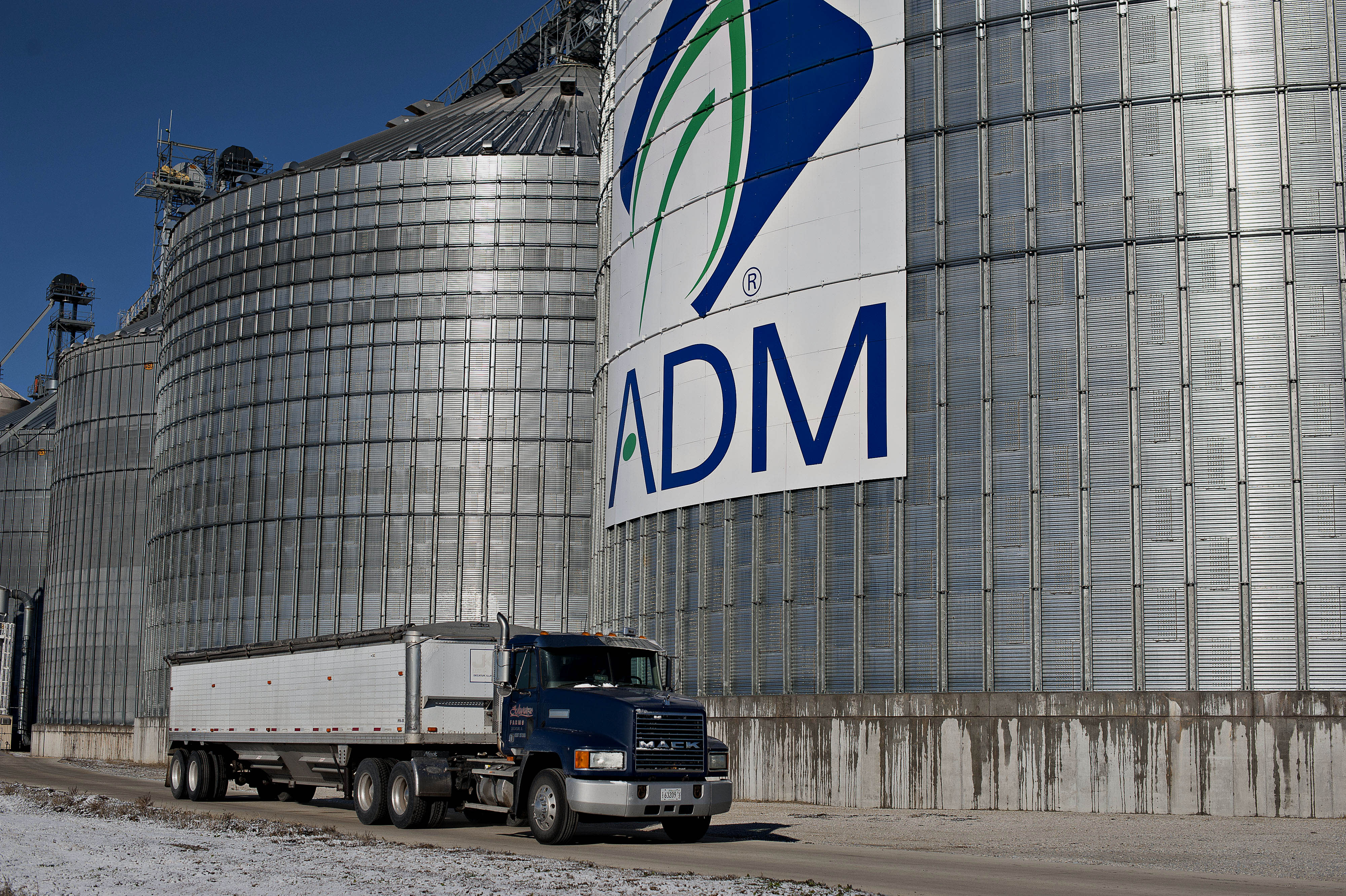 ADM earnings double, helped by the US-China trade row