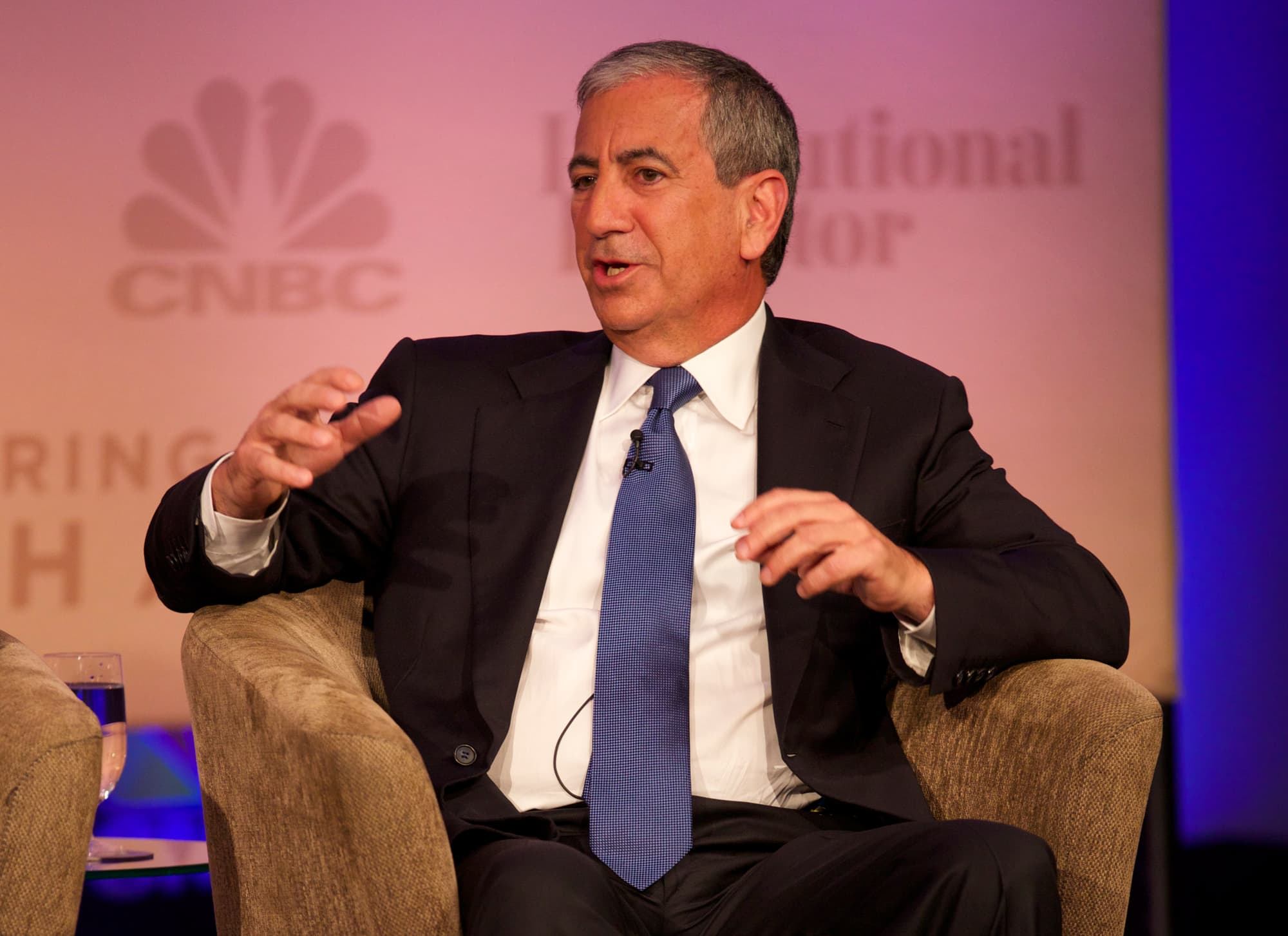 M&A powerbroker Ken Moelis: It's 'almost impossible' to get US public firms to do China deals