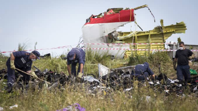 MH17: One year on