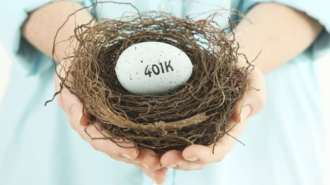 House GOP expected to float changes to 401(k)s this fall