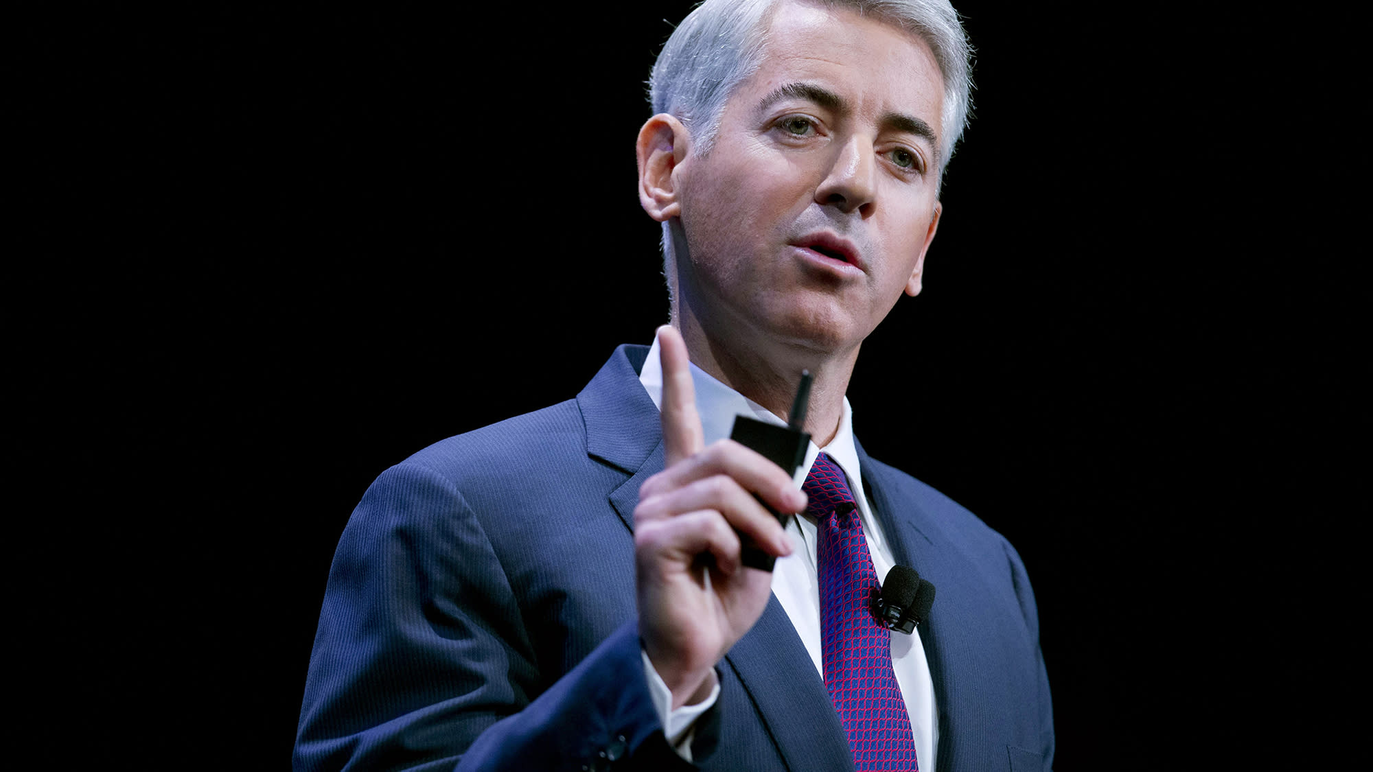 Bill Ackman's comeback is on fire with the hedge fund manager up nearly 40% this year