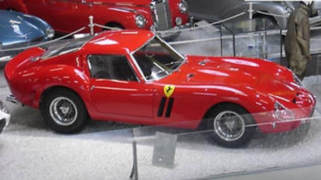 A 63 Million Ferrari Is A Fake Expert Says
