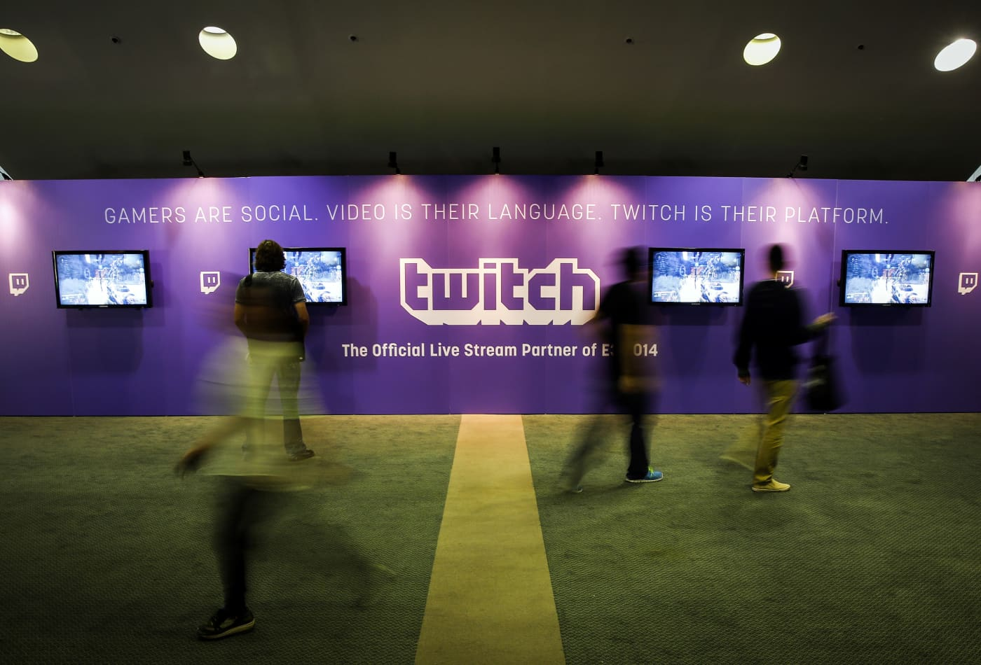 Amazon's Twitch will punish users for certain harmful offline behavior like engaging in deadly violence