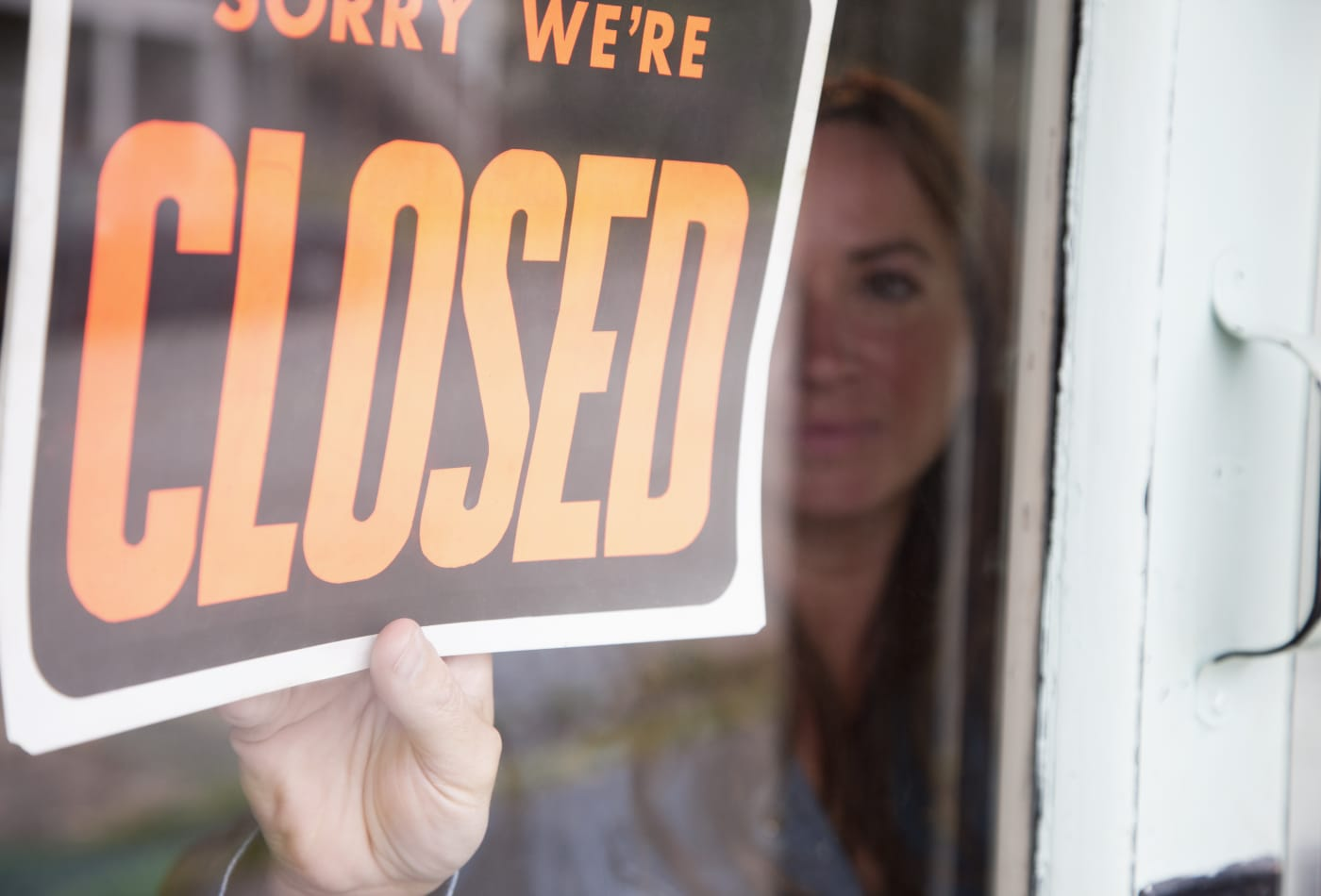 Small business layoffs jump 1,000% in March