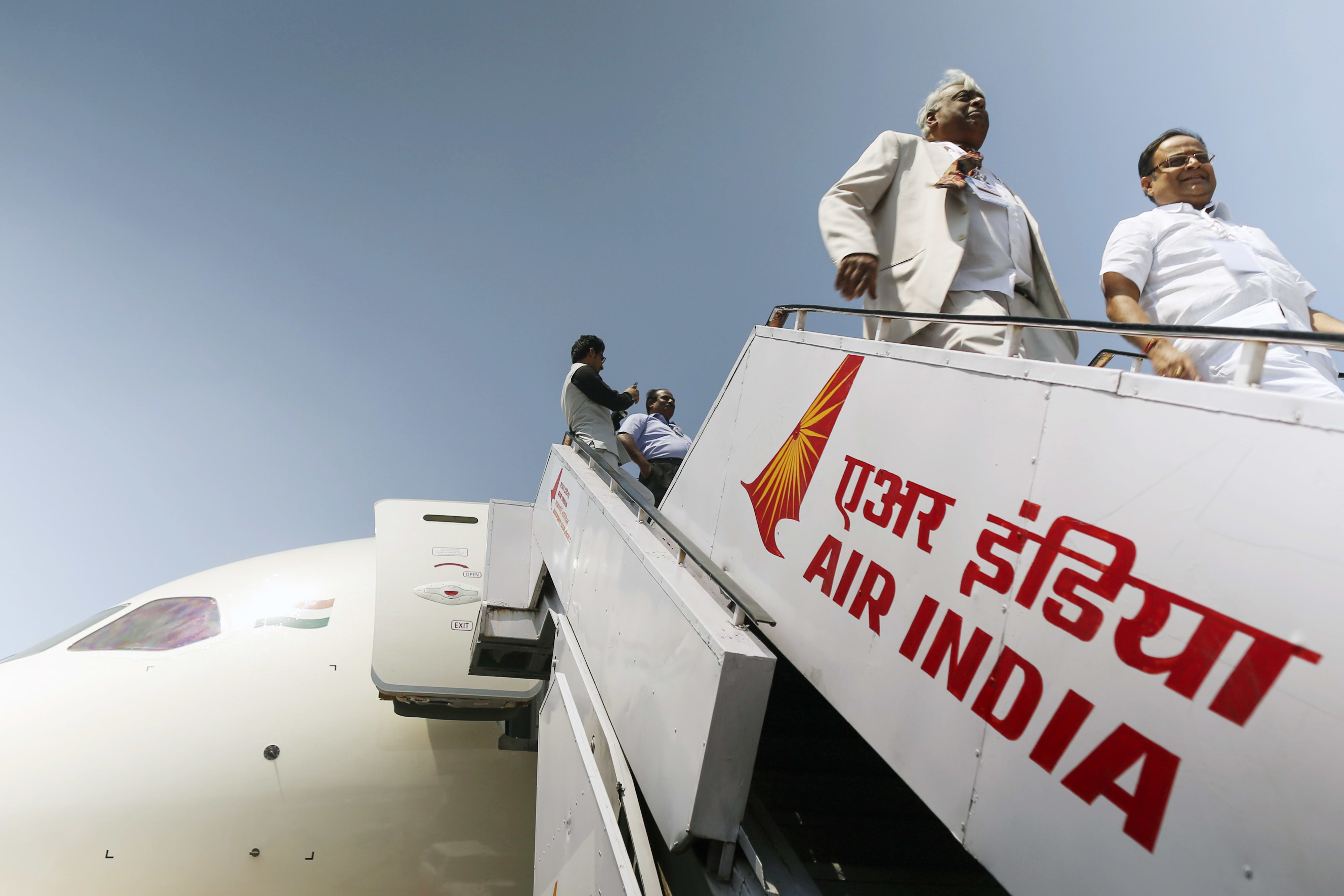 Indian government makes second attempt to sell debt-laden Air India - CNBC thumbnail