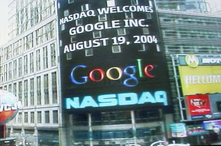 Google's acquisitions are in the spotlight 15 years after it went public