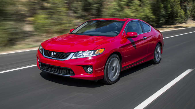 Honda recalls 1 2 million Accords
