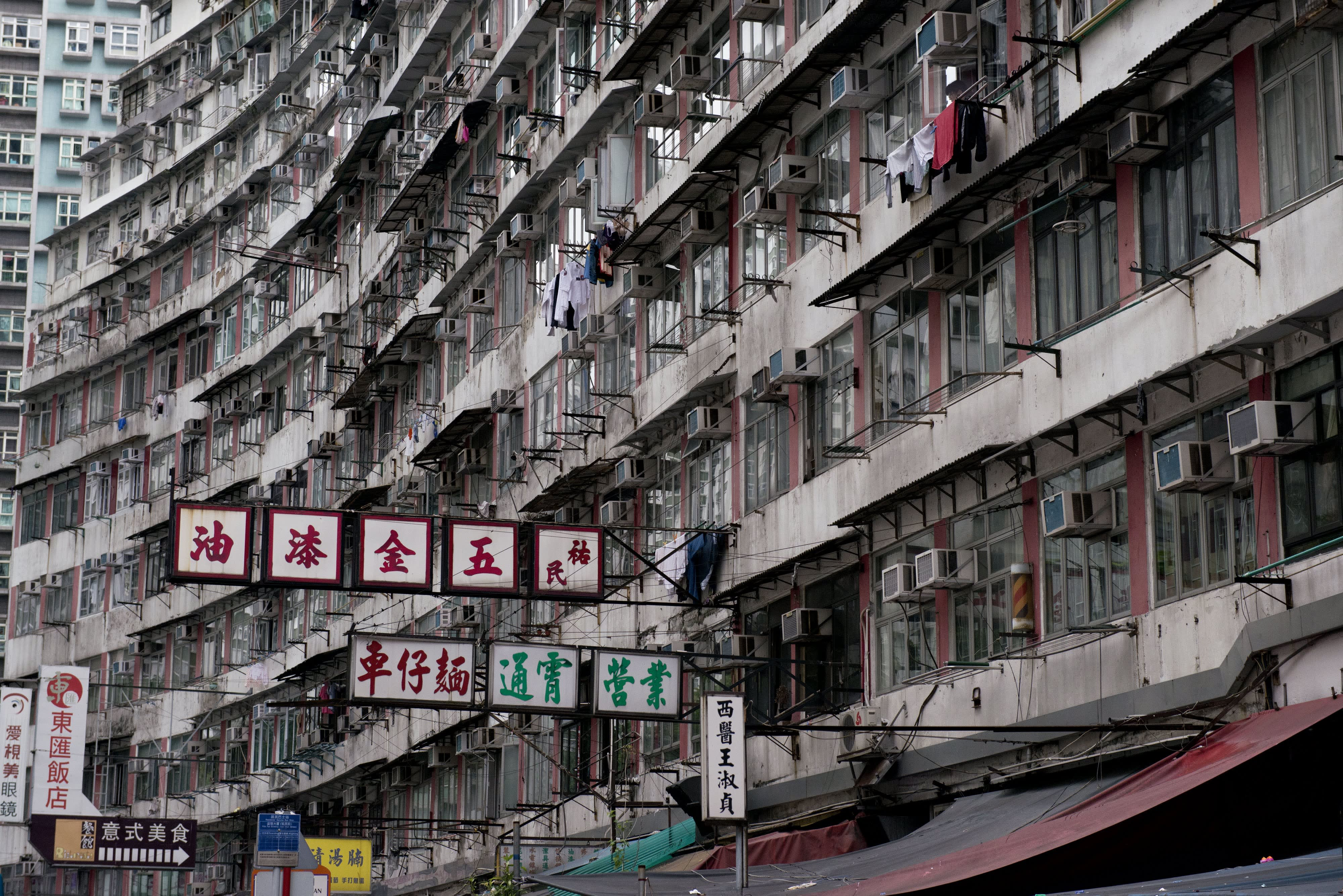 The future of Hong Kong's property market is looking 'dim,' researcher says