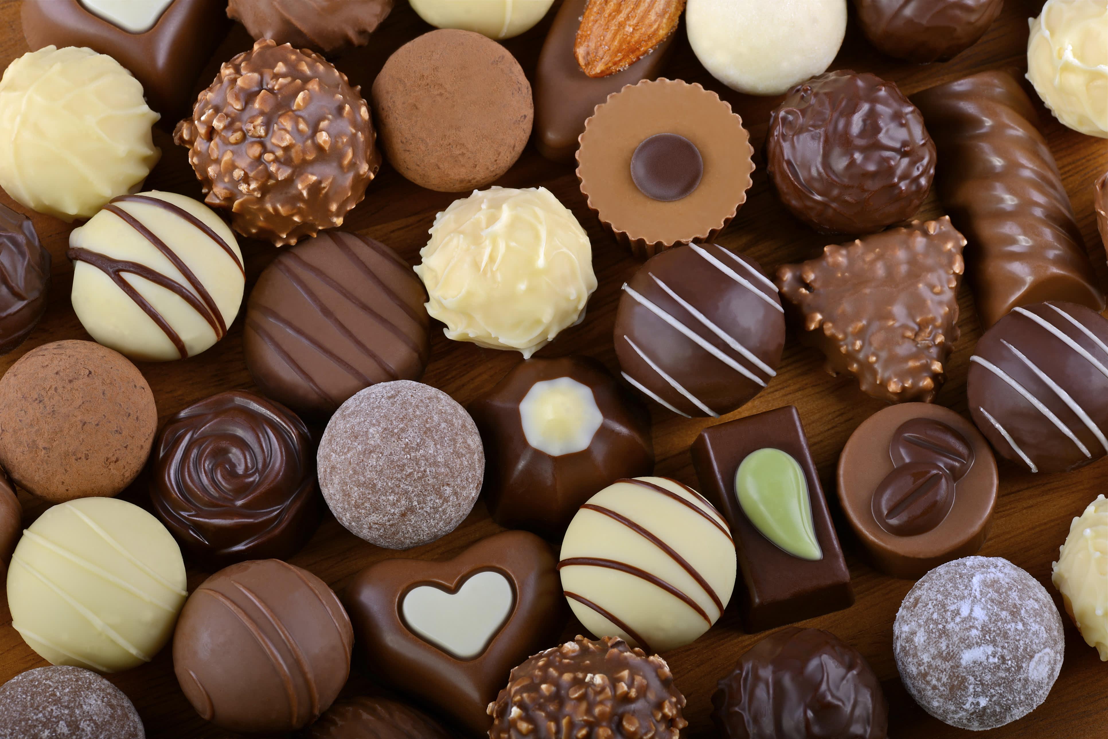 Ноября, картинки конфеты шоколадки
