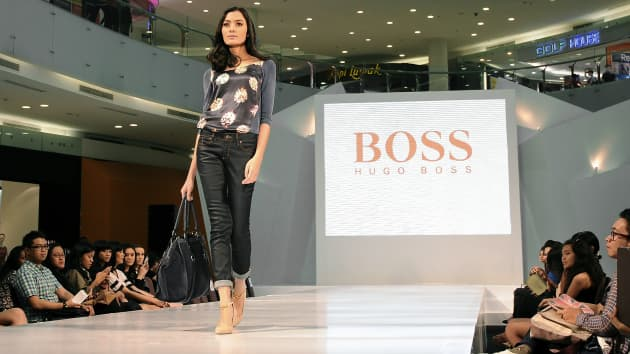 2afec5ed9 Hugo Boss expects strong growth in Asia and online