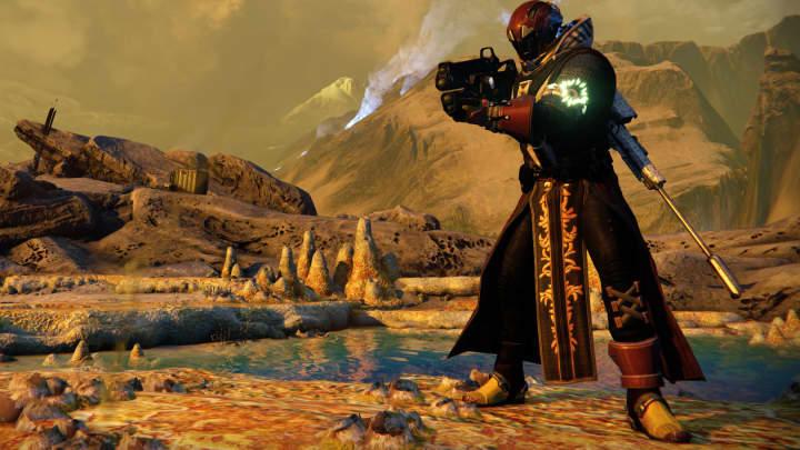 Billion-dollar 'Destiny?' Creators of 'Halo' launch new game