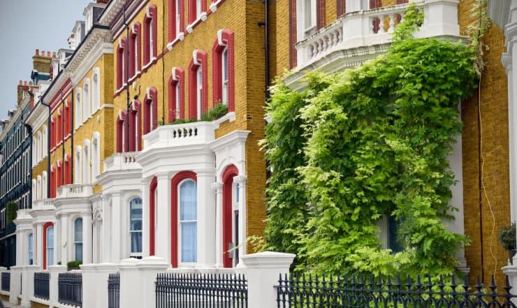 Premium: London townhouses, london housing, UK housing, luxury townhouse