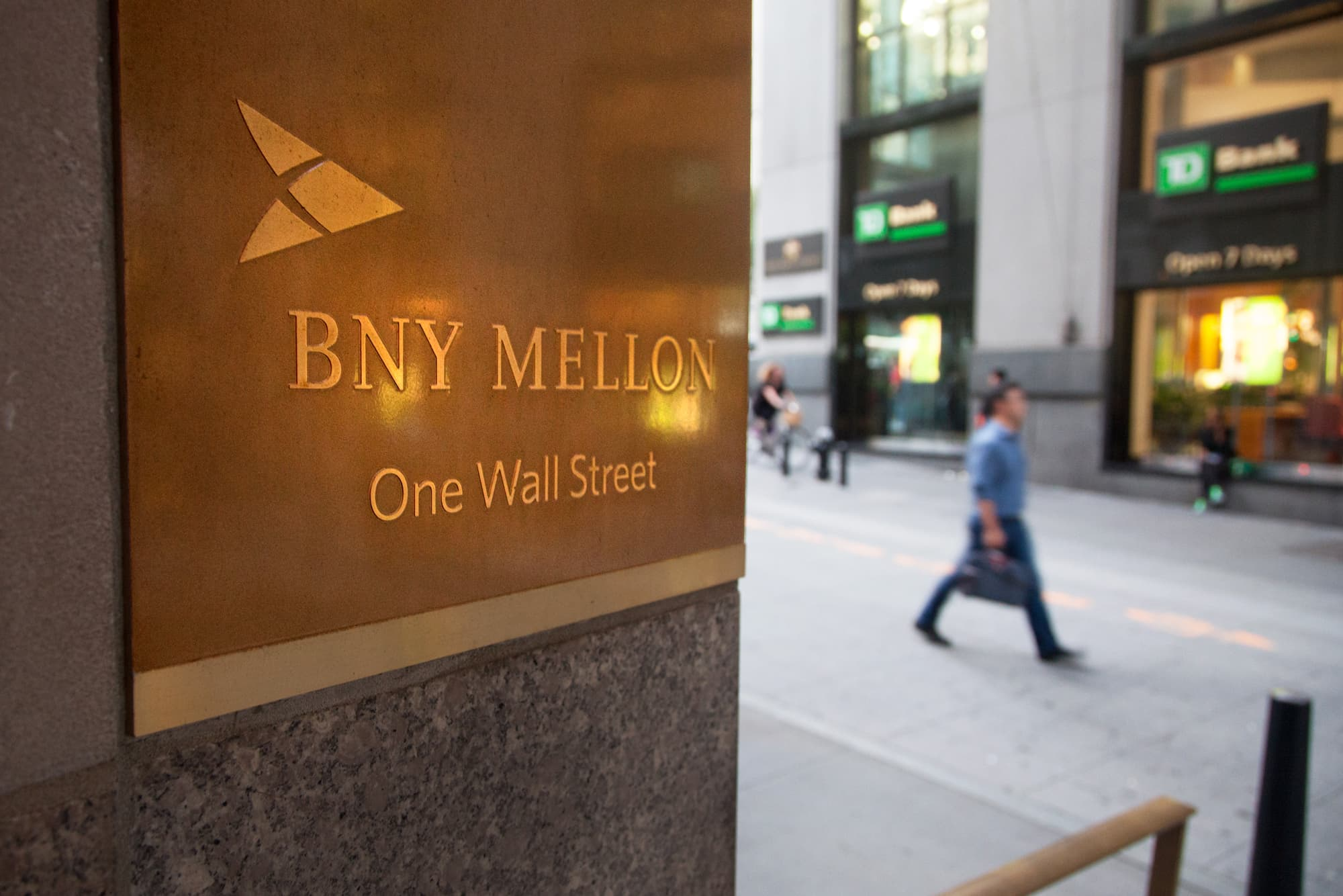 BNY Mellon to supply bitcoin providers, a validation of crypto from a key financial institution within the monetary system